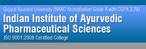Institute of Ayurvedic Pharmaceutical Sciences